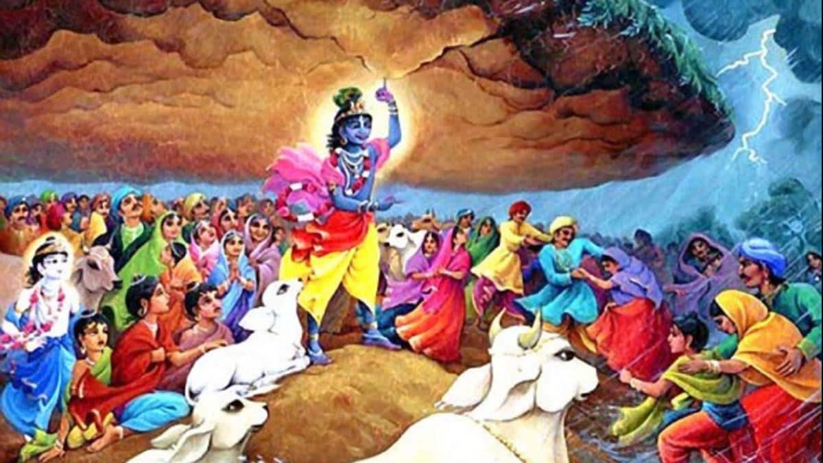 Photo of गोवर्धन पूजा आज, शुभ मुहूर्त में कैसे करें श्रीकृष्ण की उपासना