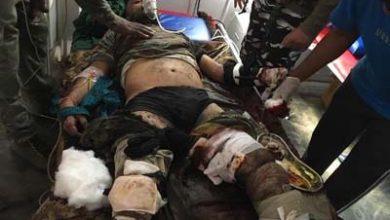 Photo of आईईडी डिफ्यूज करते वक्त हुआ धमाका, सीआरपीएफ के तीन जवान घायल