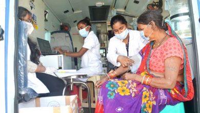 Photo of दाई-दीदी मोबाईल क्लीनिक से महिलाओं को हो रही इलाज में सहूलियत