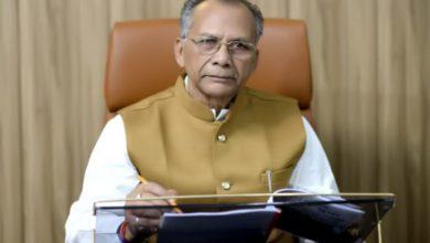 Photo of वर्चुअल मैराथन में सहभागी बनने गृहमंत्री ने प्रदेशवासियों से की अपील