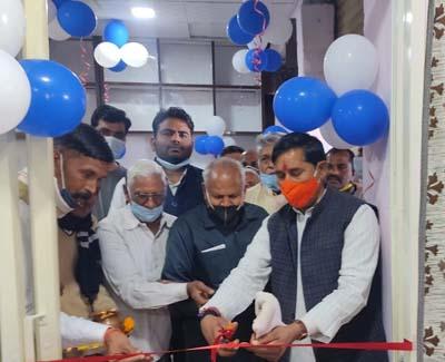 Photo of राज्यमंत्री राठखेड़ा ने किया डॉ. विवेक धाकड़ क्लीनिक का शुभारंभए शिशुओं को मिलेगा बेहतर उपचार
