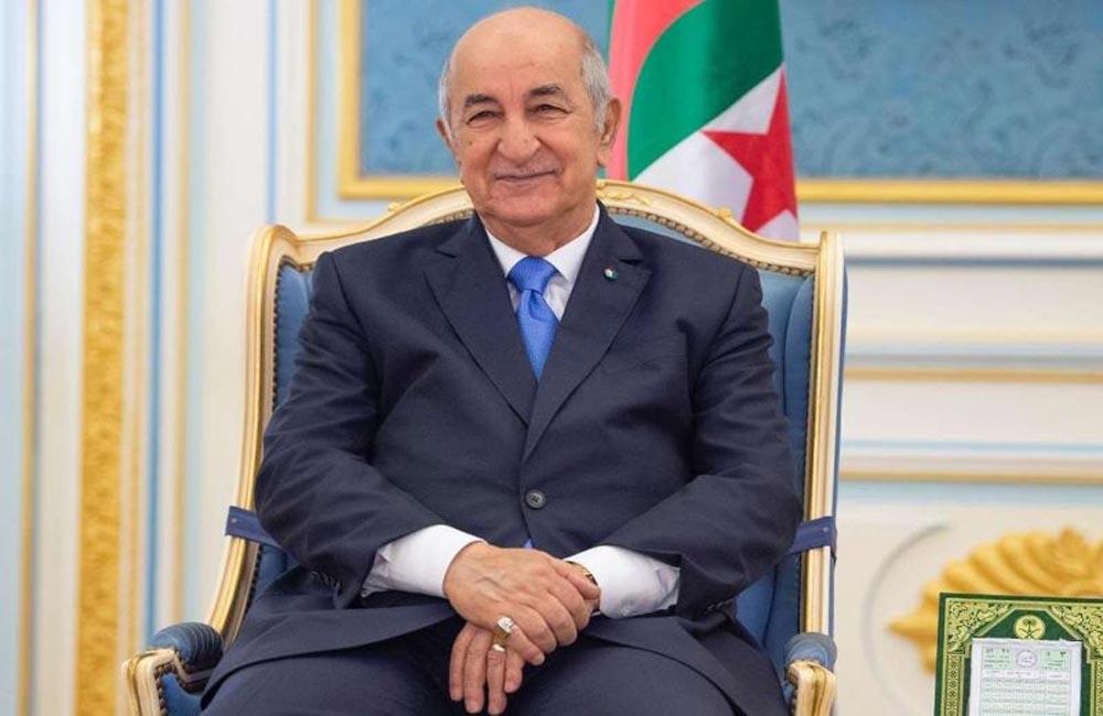 Photo of कोरोनाः इलाज के बाद जर्मनी के अस्पताल से अलजीरिया के राष्ट्रपति को मिली छुट्टी