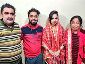 Photo of फरहा से बनी माही आखिरकार मोहब्बत की 'जंग' जीत गई