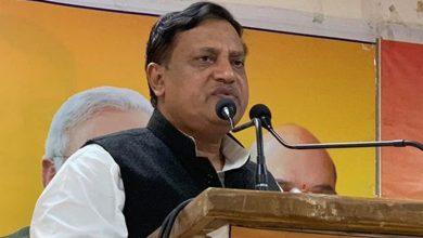 Photo of आत्मनिर्भर भारत योजना में पात्र संस्थाओं को लाभान्वित किया जाएगा- मंत्री डॉ. भदौरिया