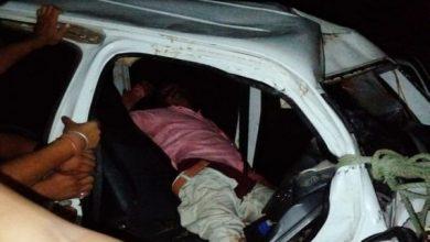 Photo of 5 महिलाओं की मौत, तेज रफ्तार कार पेड़ से जा टकराई