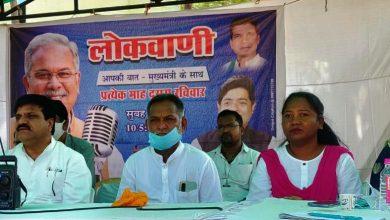 Photo of नगर निगम गार्डन में आम नागरिकों व जनप्रतिनिधियों ने सुना मुख्यमंत्री की लोकवाणी