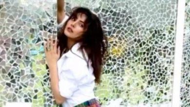 Photo of डब्बू रतनानी के कैलेंडर के लिए शहनाज गिल का फोटोशूट