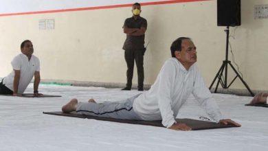 Photo of 7वें अंतर्राष्ट्रीय योग दिवस पर लोगों को किया जागरुक