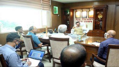Photo of आपदा प्रबंधन की तैयारियों को पुख्ता करें – गृह मंत्री डॉ. मिश्रा