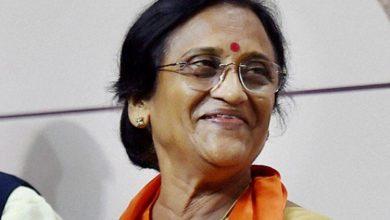 Photo of मोदी कैबिनेट में शामिल होंगी सांसद रीता जोशी, मिल सकता है यह मंत्रालय !