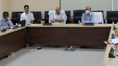 Photo of लिफ्ट एरिगेशन प्रोजेक्ट को तेजी से अमल में लाएं – चौबे