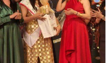Photo of छत्तीसगढ की श्वेता ने मिसेज इंडिया क्वीन आफ नेशन का खिताब जीता