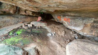 Photo of महासमुंद जिले में पुरातत्त्व की नई खोज, मिला पहला चित्रित शैलाश्रय स्थल