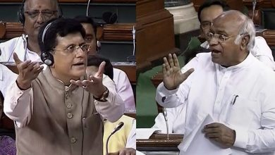 Photo of Parliament : संसद में इन दो नेताओं के हाथ में सलूशन