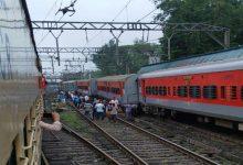 Photo of लोनावाला स्टेशन के पास इंदौर-दौंड स्पेशल ट्रेन हुई बेपटरी