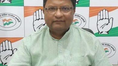 Photo of जशपुर की घटना दुर्भाग्यपूर्ण, कांग्रेस ने कहा दोषी पर की गई कड़ी कार्रवाई