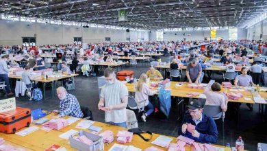 Photo of जर्मनी के चुनावों में जोरदार टक्कर, मर्केल बहुमत से पीछे