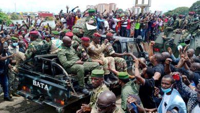 Photo of गिनी में हुआ सैन्य तख्तापलट,राष्ट्रपति अल्फा कोंडे हिरासत में