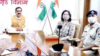 Photo of विचारों के आदान-प्रदान से अपराधों पर लगेगी रोकथाम : गृह मंत्री डॉ. मिश्रा