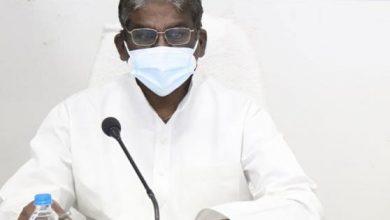 Photo of सर्वाधिक डेंगू प्रभावित जिलों में विशेष ध्यान दें : स्वास्थ्य मंत्री डॉ. चौधरी