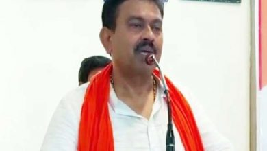 Photo of केंद्रीय गृह राज्यमंत्री अजय मिश्र के काफिले को काले झंडे दिखाने वालों पर मुकदमा दर्ज