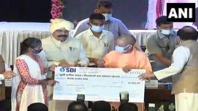 Photo of CM योगी ने विश्वकर्मा श्रम सम्मान योजना के तहत 21000 लाभार्थियों को बांटे टूल किट