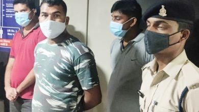 Photo of रायपुर रेलवे स्टेशन पर ट्रेन में धमाका, सीआरपीएफ के 6 जवान घायल