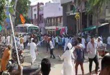 Photo of बड़वानी में  जुलूस के दौरान पथराव, थाना प्रभारी समेत 10 घायल