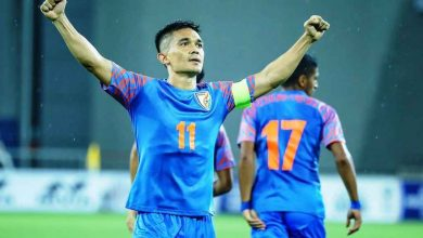 Photo of भारत ने नेपाल को 1-0 से हराया, सुनील छेत्री ने की पेले के रिकॉर्ड की बराबरी