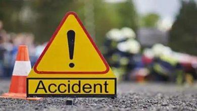 Photo of कानपुर-हामीपुर हाईवे पर हादसा, दो ट्रकों की सीधी टक्कर में तीन जिंदा जले
